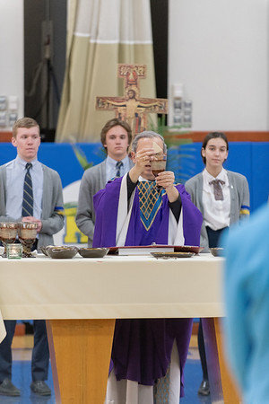 Lenten School Mass – February 27, 2020