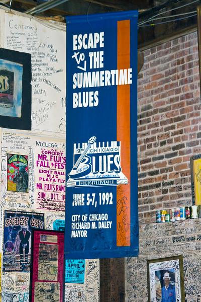 Inside Ground  Zero Blues Club | Clarksdale