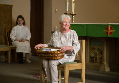 Ms. Sharon Barry's Retirement Mass 2018