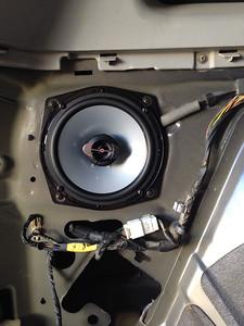Santa Fe Speaker Installations