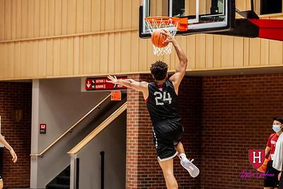 Harvard Men's Basketball Practice - September 20, 2021