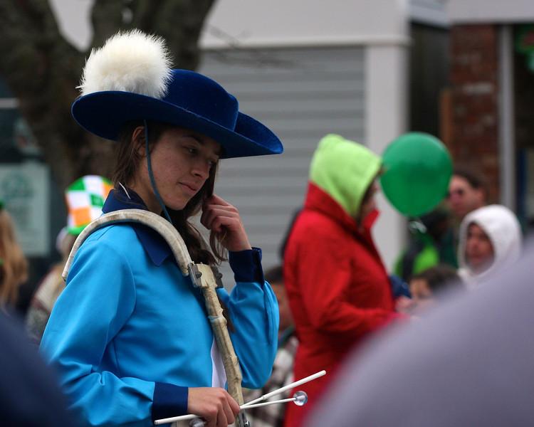 Montauk St Patricks Day Parade 2012