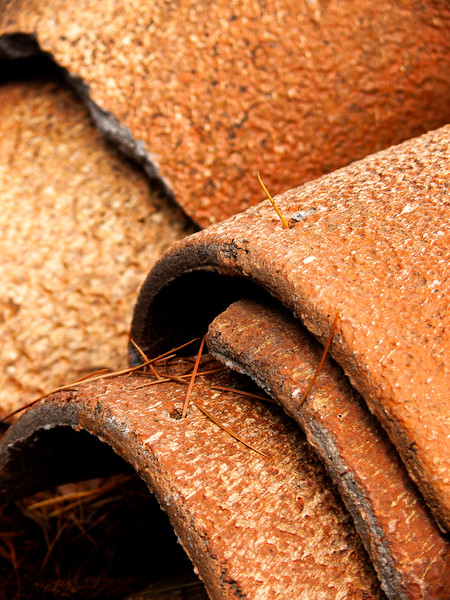 Roof Tiles, Campbell, California, 2009