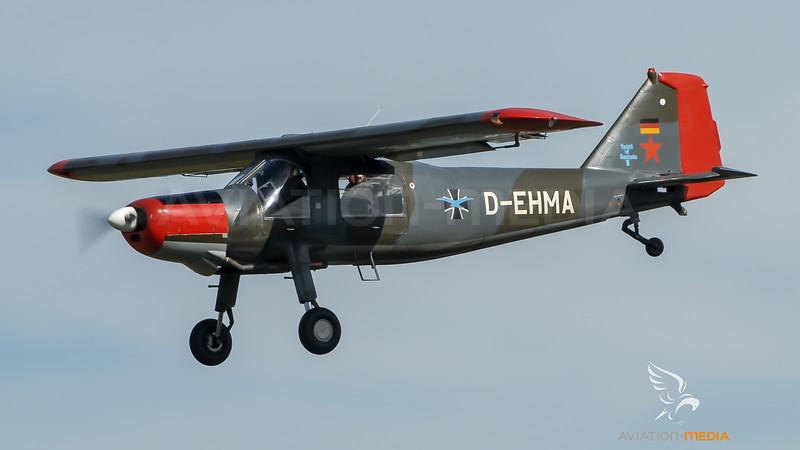 Private / Dornier Do 27 A4 / D-EHMA