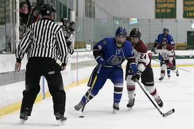 FHS/Monty Tech vs Lun/AS Hockey, Feb. 20, 2020