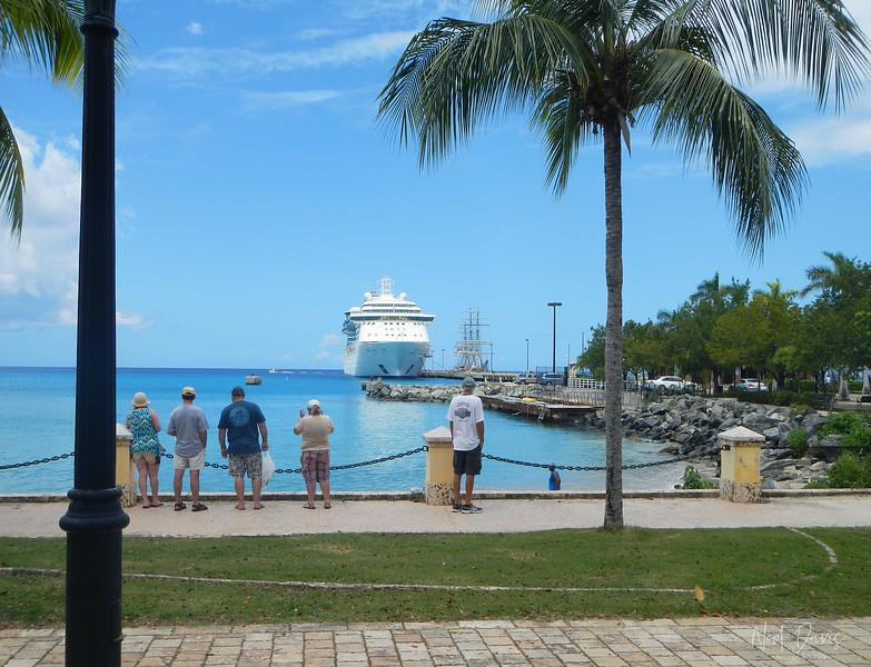 Royal Caribbean - Jewel of the Seas, St. Croix