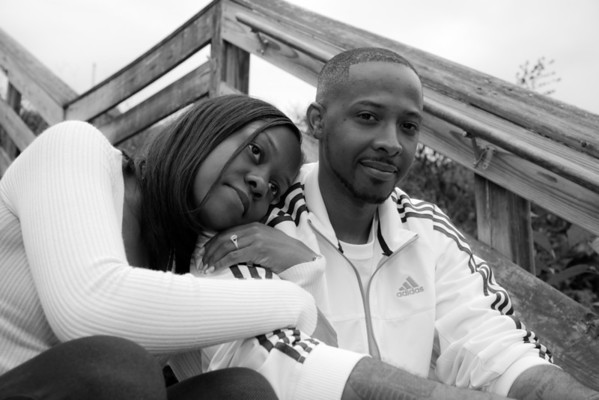 Anwar + Brittany ~ Engaged!