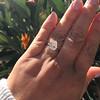 2.01ct Antique Pear Shape Diamond GIA G VS1 14