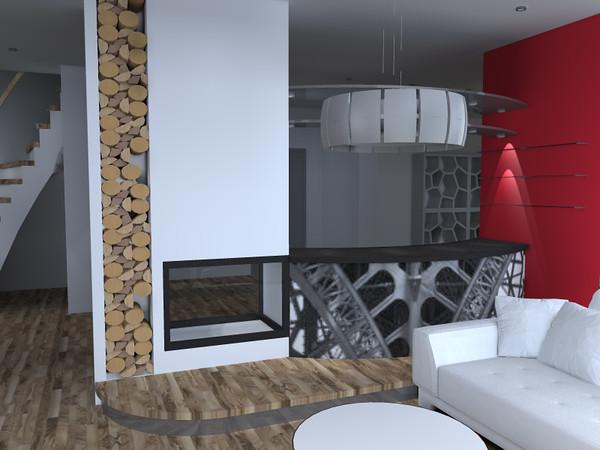 Obývák inspirován Paříží