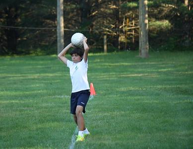 12 & under Soccer Game