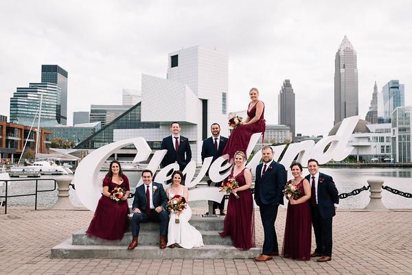 Cleveland, Ohio Wedding Photographer   Julie & Anthony's Cleveland Wedding