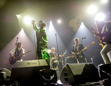 August 5, 2016 - The Tragically Hip