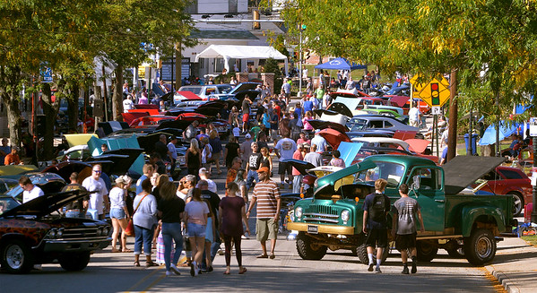 09/23/17 Roslyn Car Show
