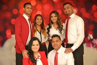Harricharran Family 2016