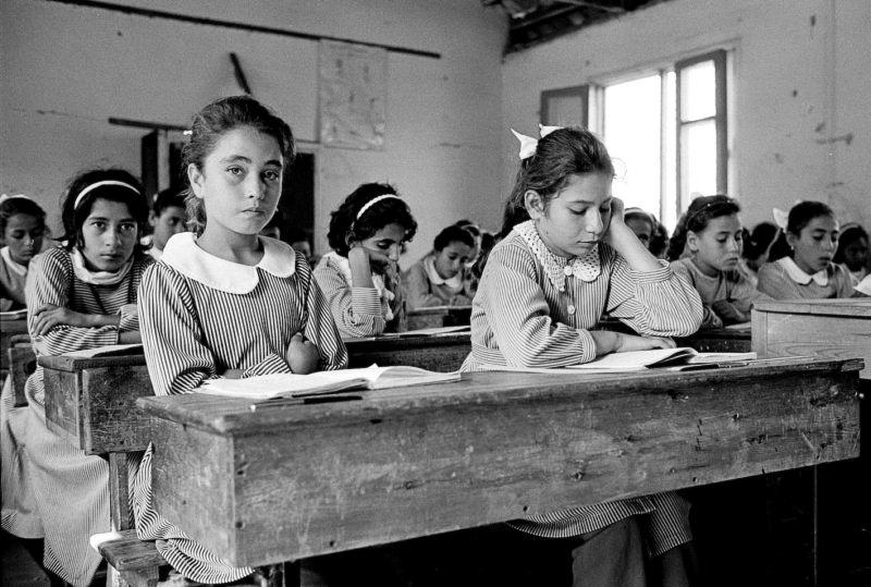Schoolgirls - Gaza