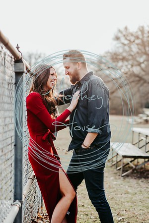 Matt and Audra engagements 2020
