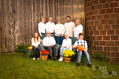 Peck Family - October 2010