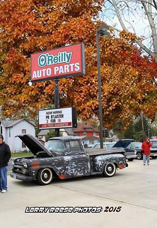 Classic Car show-O'Reilly--Findlay,Ohio
