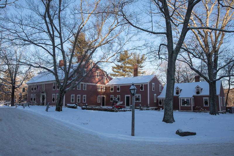 Longfellow's Wayside Inn - Sudbury, MA