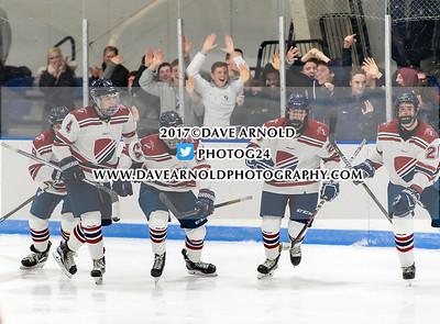 12/8/2017 - Boys Varsity Hockey - Dexter vs Nobles