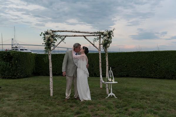 Beckman-Stone Wedding Formals