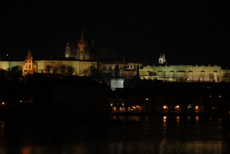 Prague Night Scene Near Water 24.JPG