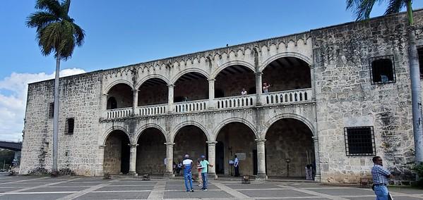 Santo Domingo - Columbus' house