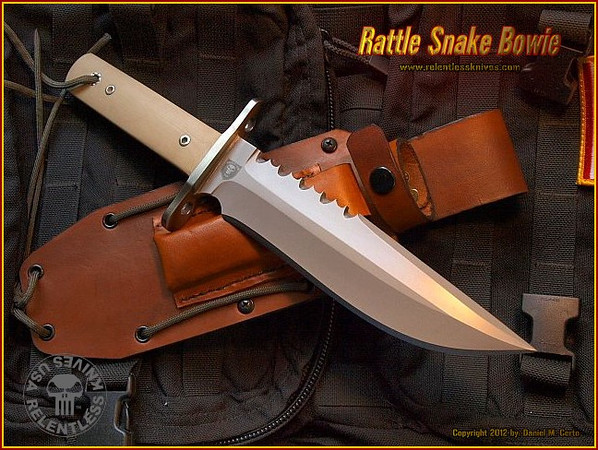RATTLE SNAKE BOWIE