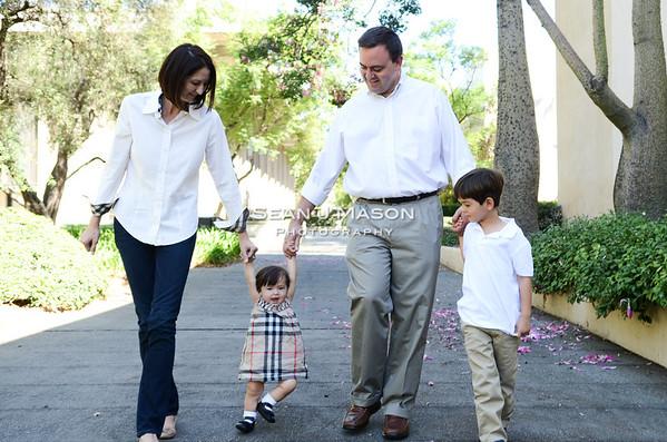 Vivian McLaughlin Family