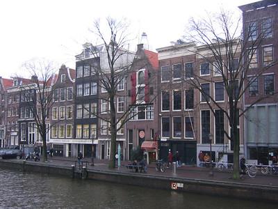 Amsterdam Holland - December 2004