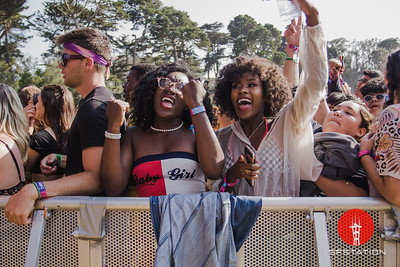 Outside Lands 2018 Day 2