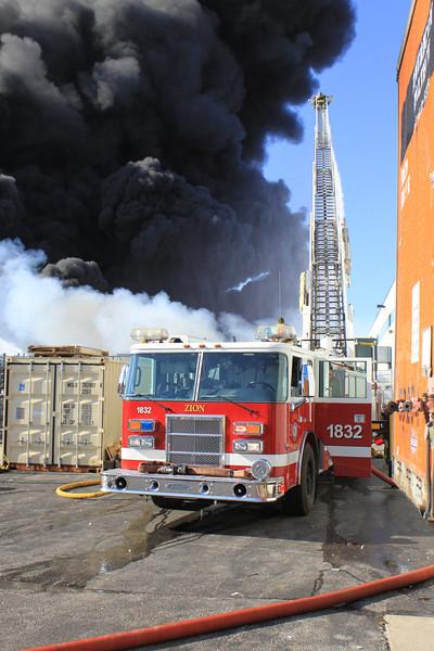 Zion Fire Dept 3-11 Alarm Fire And Box Alarm Haz_Mat 013.jpg