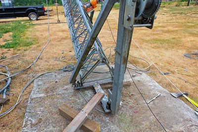 2015-Tower & SteppIR Antenna Removal