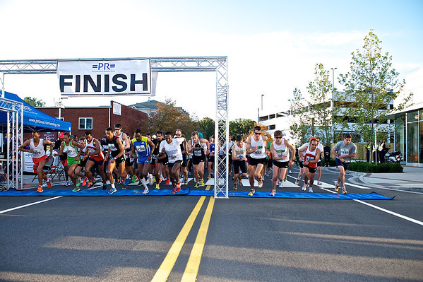 Race for a Cause 8k (Oct, 2011)