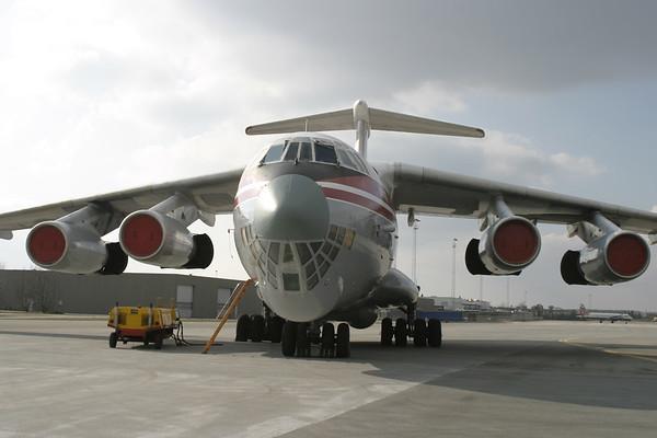 ER-IBE - Ilyushin Il-76TD