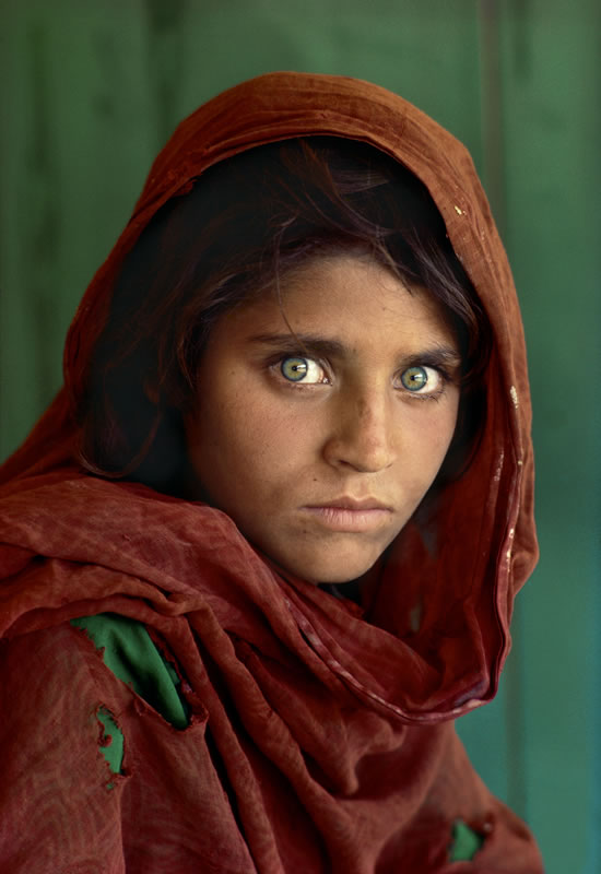 Portrait Photographer - Steve McCurry
