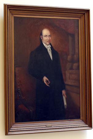 Jesse Mercer Portrait