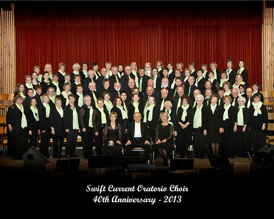 Oratorio 40th Anniversary