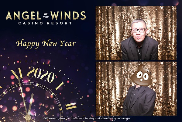 Angel of the Winds Casino NYE