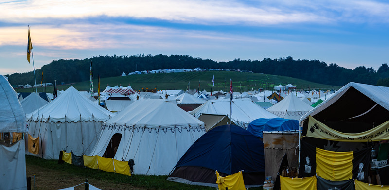 Camera Play at Pennsic 2018