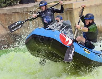 USA Raft Team March 2015