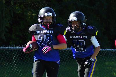 2013 Wentzville Wildcats v NCYAA, 10-20