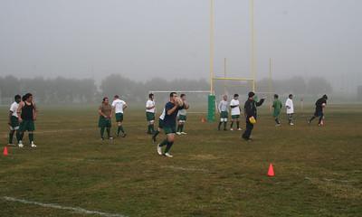 Rugby - Peninsula Green Rugby Club - 2007
