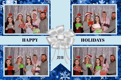 UHS Holiday Party 2018