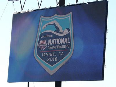 2010 USA Swimming National Championships, Irvine, California