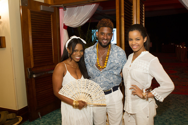 The 26th Annual Showboats International Boys & Girls Club Yacht Rendezvous Hot Havana Nights with Caliente