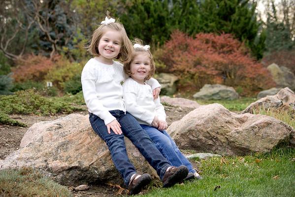 Barr Family - November 6, 2009