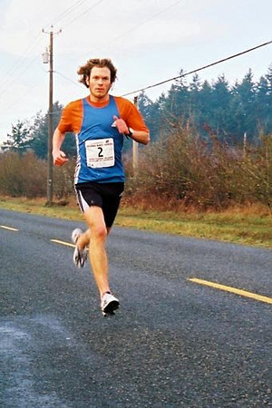 2003 Pioneer 8K - Last year's winner Jim Finlayson in second