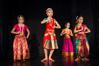 Sai Mayur Dance School - Chester 2015