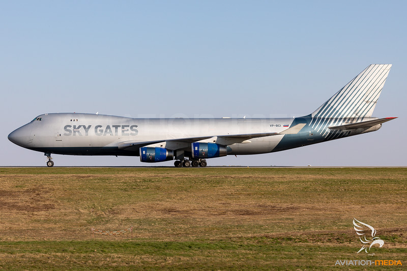 Sky Gates Airlines | Boeing 747-467F(SCD) | VP-BCI
